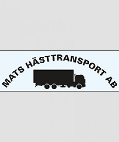 Bild: Mats Hästtransport AB
